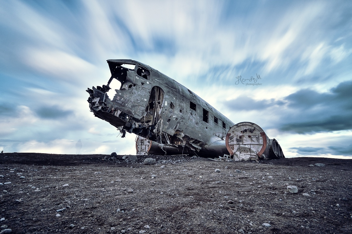 Accident of a Douglas DC-3 at Sólheimasandur Iceland